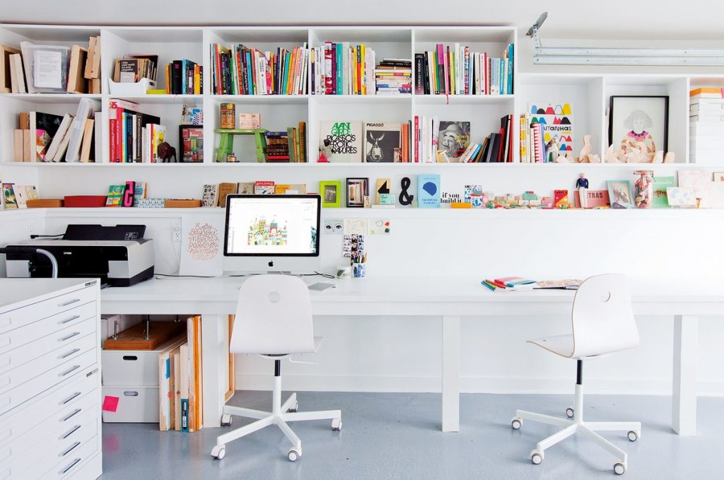 Creative spaces - creative people