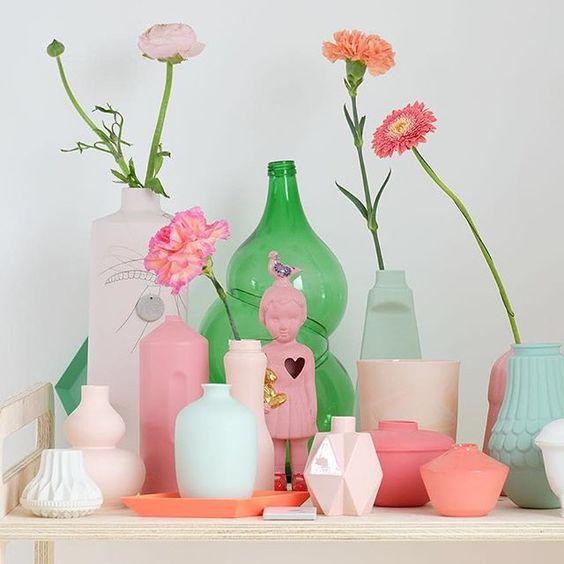 Plastic bloom