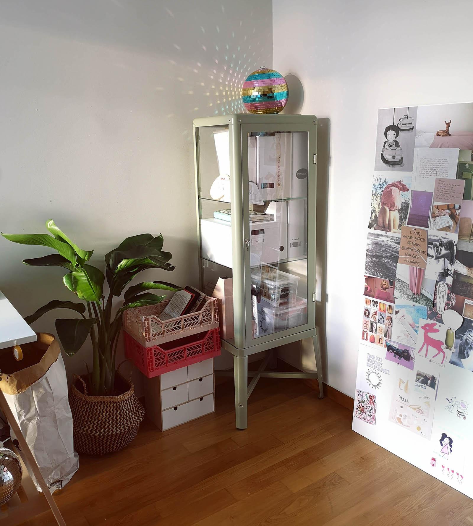 My creative room